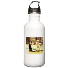 Kung Fu Kittens Water Bottle