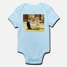 Kung Fu Kittens Infant Bodysuit