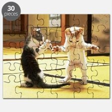 Kung Fu Kittens Puzzle