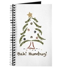 Bah! Humbug! Tree Journal
