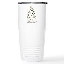 Bah! Humbug! Tree Travel Mug