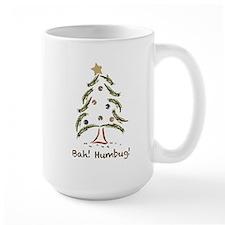 Bah! Humbug! Tree Mug