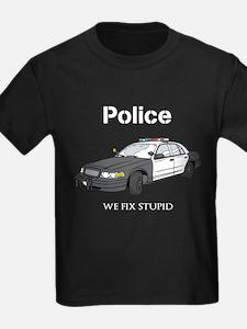 Police Cruiser T