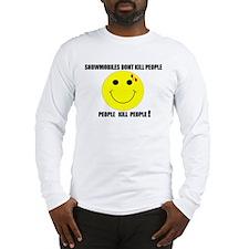 People Kill People Long Sleeve T-Shirt