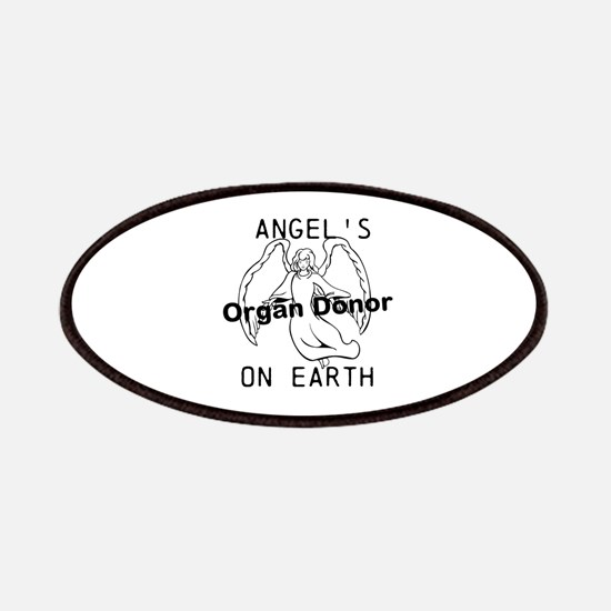 Angel on Earth Patches