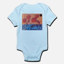 Found the Fish Infant Bodysuit