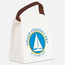 SHIPSHAPE LOGOT.png Canvas Lunch Bag