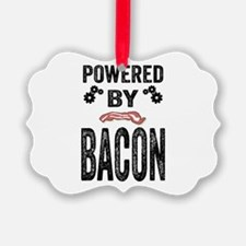 Powered by Bacon Ornament