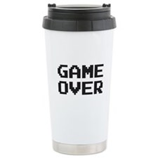 GAME OVER Thermos Mug