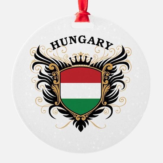 Hungary Ornament