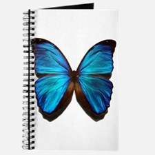 blue butterfly two Journal