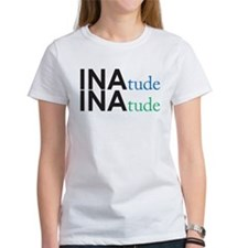 inatude logo for print T-Shirt