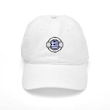 Greece Volleyball Baseball Cap