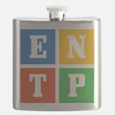 Myers-Briggs ENTP Flask