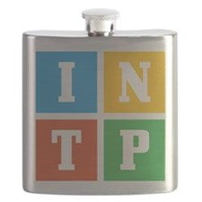 Myers-Briggs INTP Flask