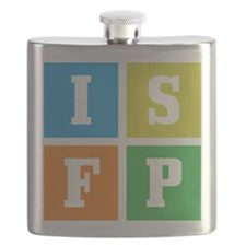 Myers-Briggs ISFP Flask