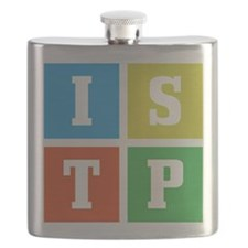 Myers-Briggs ISTP Flask