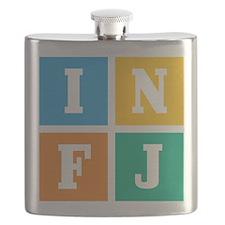 Myers-Briggs INFJ Flask