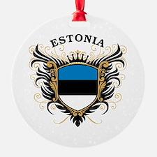 Estonia Ornament