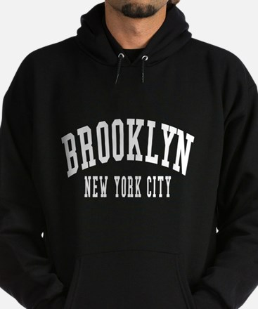 Brooklyn New York City NYC Hoodie (dark)