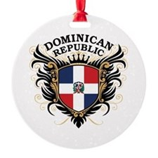 Dominican Republic Ornament