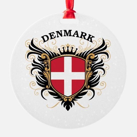 Denmark Ornament