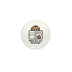 Hedgehog Mini Button (100 pack)