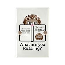 Hedgehog Rectangle Magnet (10 pack)