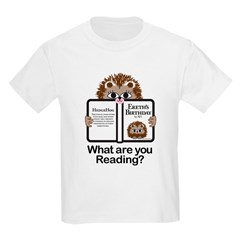 Hedgehog Kids Light T-Shirt
