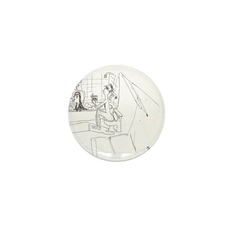 Married Life Mini Button