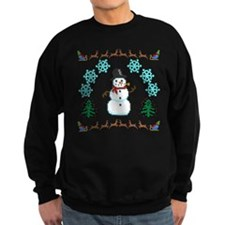 Ugly Holiday Sweater Funny Jumper Sweater