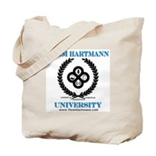 TH University Crest Tote Bag