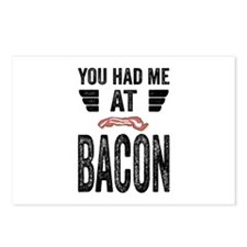 You Had Me At Bacon Postcards (Package of 8)
