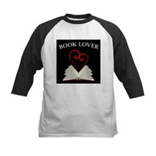 Book Lovers Stuff Logo Tee