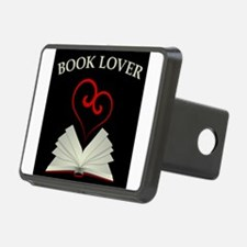 Book Lovers Stuff Logo Hitch Cover