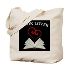 Book Lovers Stuff Logo Tote Bag