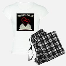 Book Lovers Stuff Logo Pajamas