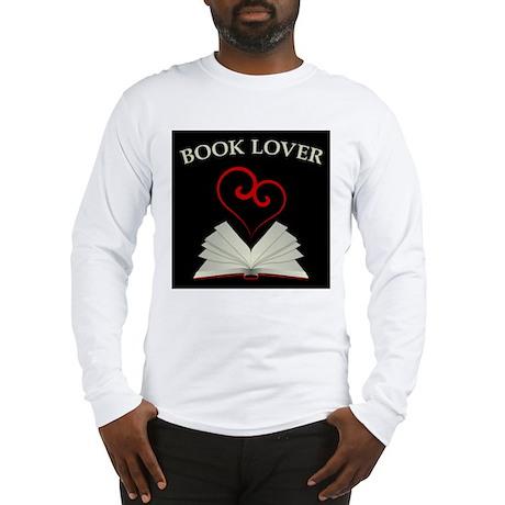 Book Lovers Stuff Logo Long Sleeve T-Shirt