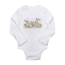 Dragons on Parade Body Suit (Onesie)