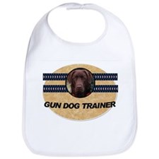 GUN DOG TRAINER Bib