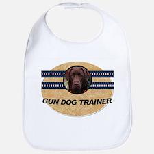 GUN DOG TRAINER Bib