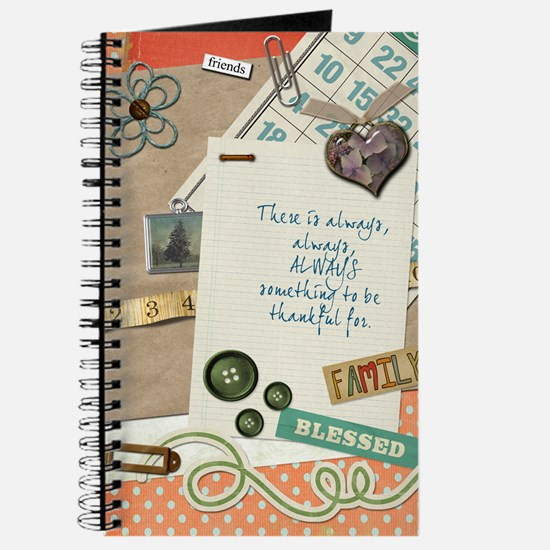 Always Be Thankful Journal