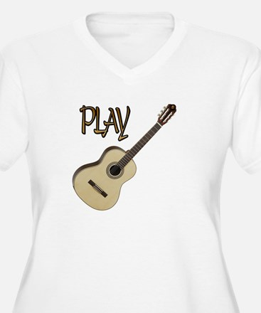 PLAY- CLASSICAL GUITAR copy.png T-Shirt