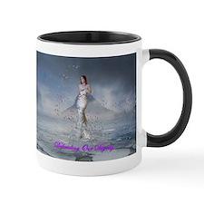 DefendingOurDignity Rising Venus Small Mug