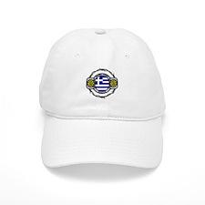 Greece Darts Baseball Cap
