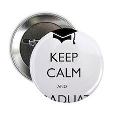 "Graduate 2.25"" Button"