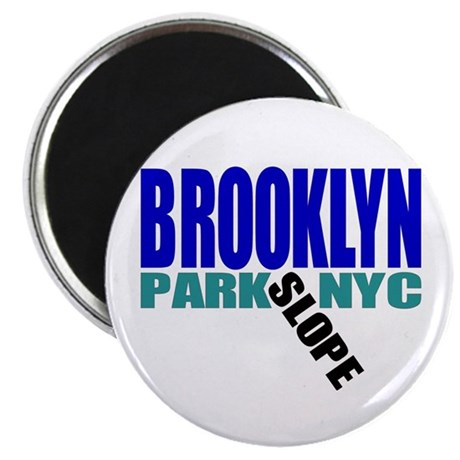 """Park Slope BROOKLYN 2.25"""" Magnet (10 pack)"""