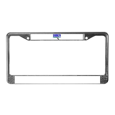 Park Slope BROOKLYN License Plate Frame