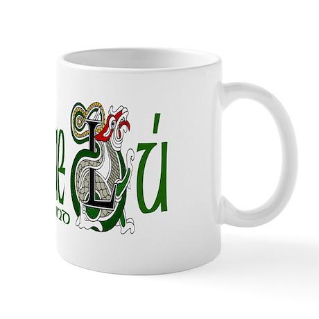 Louth Dragon (Gaelic) Mug