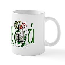 Louth Dragon (Gaelic) Coffee Mug